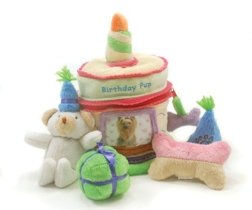 Birthday Dog toys