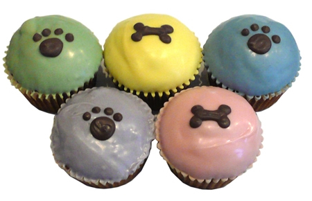Delicious Organic Cupcakes for Dogs