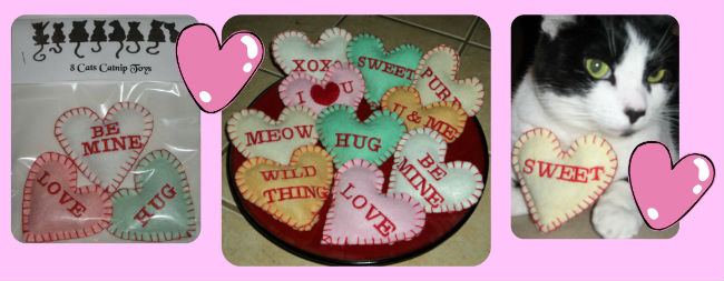 Catnip Toys For Valentine S Day : Valentines day gifts for cats
