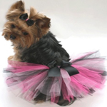 Luxury Dog Party Dresses & Tutus